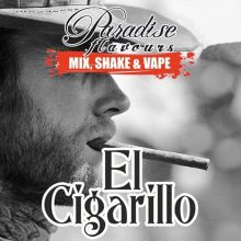 Paradise Flavours El Cigarillo - Shake and Vape