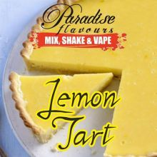 Paradise Flavours Lemon Tart - Shake and Vape