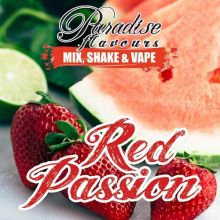 Paradise Flavours Red Passion - Shake and Vape