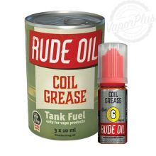 Rude Oil Coil Grease 3x10ml