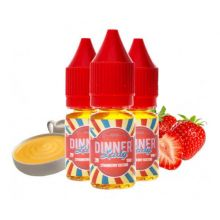 Strawberry Custard - Dinner Lady 3x10ml