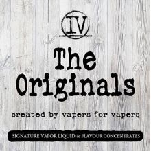 The Originals IV By Royal Vapes