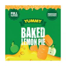 Big Mouth - Yummy Baked Lemon Pie