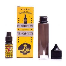 Guerrilla Flavors Bourbon Tobacco 10ml