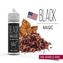 Black Magic Shake and Vape