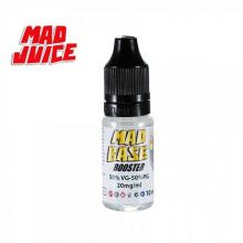 Booster Νικοτίνης Mad Juice 20mg 50/50 10ml