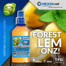 NATURA Forest Lemonz - MIX SHAKE VAPE 30/60ML