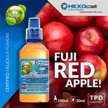 natura fuji red apple