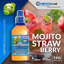 NATURA Mojito Strawberry - MIX SHAKE VAPE 30/60ML