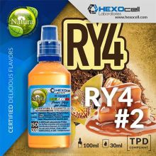 NATURA RY4 Version 2 - MIX SHAKE VAPE 30/60ML