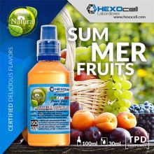 NATURA Summer Fruits Mix - MIX SHAKE VAPE 30/60ML