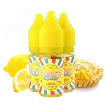 Lemon Tart - Dinner Lady 3x10ml
