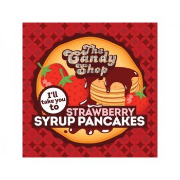 Big Mouth - The Candy Shop Strawberry Syrup Pancakes