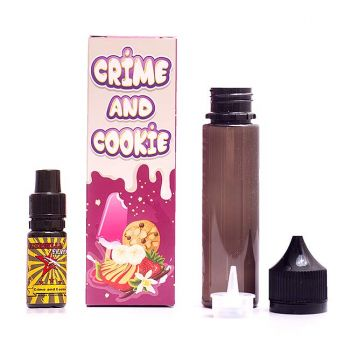 Guerrilla Flavors Crime and Cookie 10ml